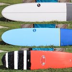 NEW surfboards in our rental quiver for winter 2018-19, Ride The Tide Surf School Barbados