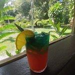 Tucan rum punch