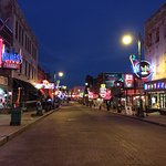 Photo of Beale Street