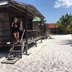 Amazing bungalows on a pristine beach!