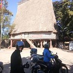 Indochina Motorbike Tour - Motorbike tour across Vietnam - Ms Lyons and friend
