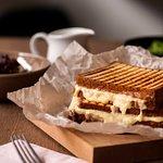 Fried toast 5 cheeses / Жареный Тост 5 сыров