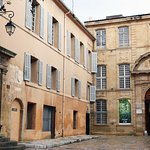 17th & 18th century architecture of the old town - Aix-en-Provence