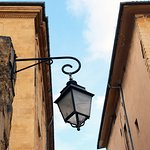 Magnificent period architecture in the old town - Aix-en-Provence