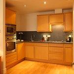 SACO Glasgow - Kitchen