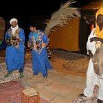 Una notte nel deserto del Marocco - Viaggi nel Sahara