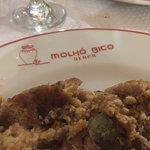 Restaurante Molho Bico Foto