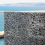 MuCEM, the museum of the civilisations of the Mediterranean and the bay of Marseille