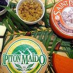 Notre sélection de fromages réunionnais