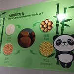 This is what panda's food is composed of.