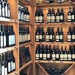 Široký sortiment vín