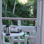 D 1 terrace breakfast