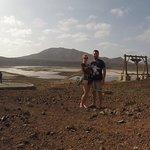 Foto van Pedra Lume Salt Crater