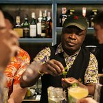 Well-known Kyiv bartender Jean