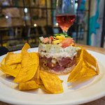Funky Bistro Style Restaurant + Tuna Tar Tar Tuesday's offering 1/2 Off