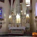 inside Loretto Chapel