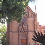 Front of Loretto Chapel