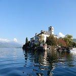 Lake Orta Foto