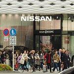 Nissan Crossing building