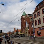 Great looking market hall