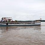 The Amazon river taxi