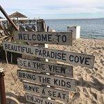Foto de Paradise Cove Beach Cafe