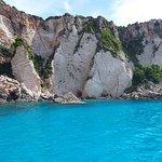 The bluest waters