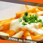 Frite Au Fromage