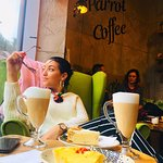 Zdjęcie Parrot Coffee