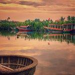 HoiAn village waterways