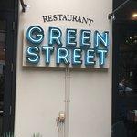 Green Street Restaurant Foto
