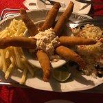 Bild från Moenda Calamares Restaurante Bombinhas - SC