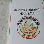 Photo de Pizzeria e trattoria da ISA