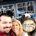 Billede af Allagash Brewery