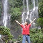 Sekumpul Waterfalls Foto
