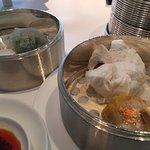 Foto de Mandarin Grill + Bar at Mandarin Oriental, Hong Kong