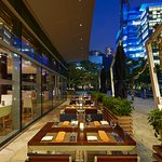 Prompt Restaurant Outside Terrace