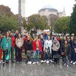 Free walking tour in Istanbul
