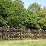 Foto de Terrace of the Elephants