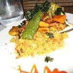 spicy African chicken