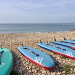 Charmouth Beach lessons