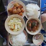ภาพถ่ายของ Bun Cha Nem Cua Be Dac Kim