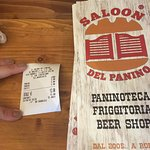 Saloon del Panino - Manzoni fényképe