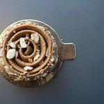 spirale noisette sucre de coco café d'orge