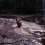 Mergulho na Cachoeira dos Pássaros. Presidente Figueiredo
