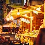 Wechselnde Stände mit Geschenkideen und Essen erwarten sie auf dem Heissa Holzmarkt25 Wintermarkt. Noch bis zum 23.12.2018 jeden Freitag (ab 16.00 Uhr), Samstag (ab 14.00 Uhr) und Sonntag (16.00 Uhr).