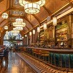 Interior of Cafe en Seine