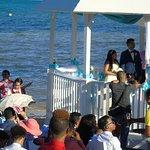 Wedding in Brisas Santa Lucía