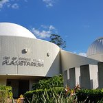 The planetarium.