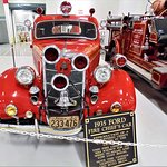 1935 Fire Chief's Car